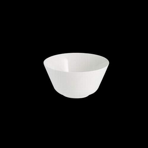Schale 10 cm Form Pure weiß