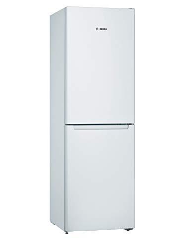 Bosch KGN34NWEAG Serie 2 Freestanding Fridge Freezer, No Frost, PerfectFit,...