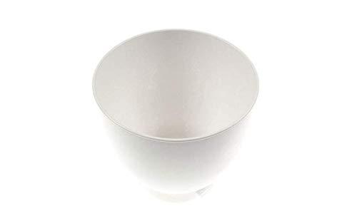 Bol A Petrir Plastique Blanc Pour PIECES PREPARATION CULINAIRE PETIT ELECTROMENAGER MOULINEX