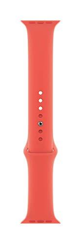 Apple Watch (44mm) Sportarmband, Zitruspink - Regular