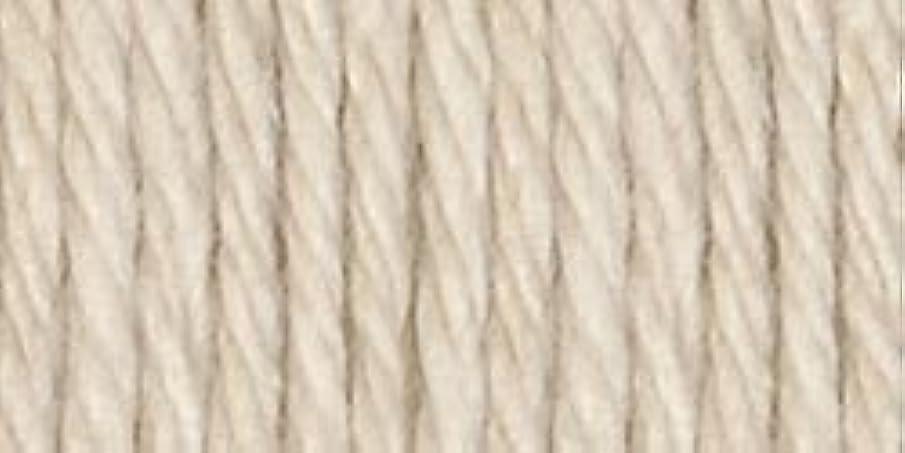 Bulk Buy: Lily Sugar'n Cream Yarn Solids (6-Pack) Ecru 102001-4