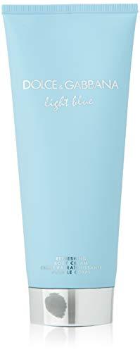 Dolce & Gabbana Light Blue femme/ woman, Bodycream, 200 ml, 1er Pack, (1x 1 Stück)