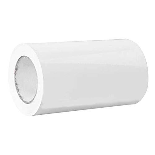 LIOOBO Película Protectora de Plástico Transparente Protección para Automóviles Película Adhesiva 20 * 500 CM