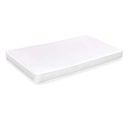 zenBaby Portable Crib Mattress by Colgate Mattress | Waterproof Cover | KulKote Technology for Temperature Regulation | Hypoallergenic | Non-Toxic