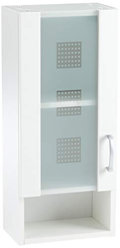 Posseik Hängeschrank Nizza 5402 76 | In Weiß | 30 x 68 x 20 cm