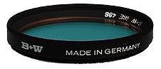 B+W UV und Infrarot-Sperrfilter (46mm, MRC, 16x vergütet, Professional)
