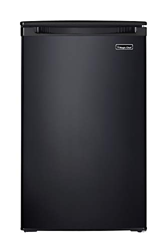 Magic Chef MCAR440BE Black 4.4 Cu. Ft. All Refrigerator