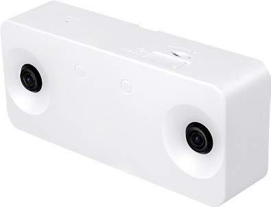 VIVOTEK SC8131 Cámara de Seguridad IP Interior Blanco 2560 x 960Pixeles cámara de vigilancia