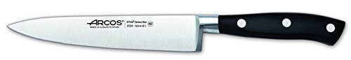 Arcos Riviera - Cuchillo de cocinero, 150 mm (estuche)