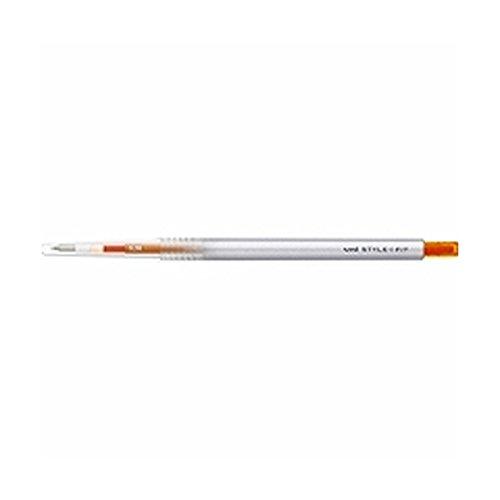 ゲルインクボールペン ノック式 [オレンジ] 0.5mm UMN-139-05