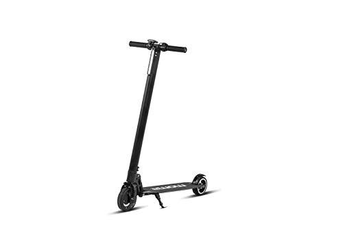 Moma Bikes E-350, Monopattino Elettrico di Alluminio Pieghevole Unisex...