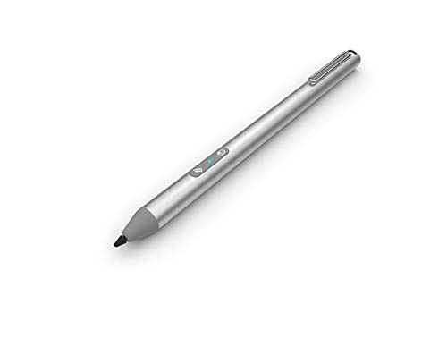 Broonel Silver Rechargeable USI Stylus Pen - Compatible With The Lenovo IdeaPad Flex 5 Chromebook