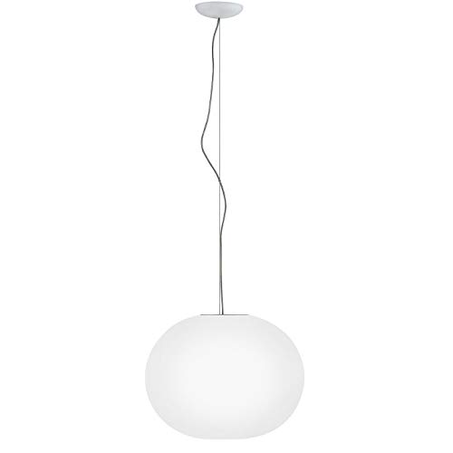 Flos GLO-Ball S2 ECO EU BCO Verre Blanc 45 x 36 cm