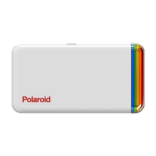 Polaroid - 9046 - Polaroid Hi-Print 2x3 Pocket Photo Printer - White