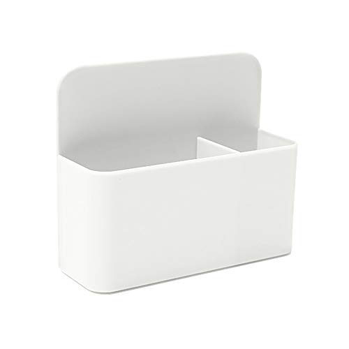 Gwolf Magnetischer Marker Halter, Whiteboard Halterung, Magnetischer Stifthalter Whiteboard für Whiteboard, Kühlschrank, Spind und andere magnetische Oberflächen, Weiß