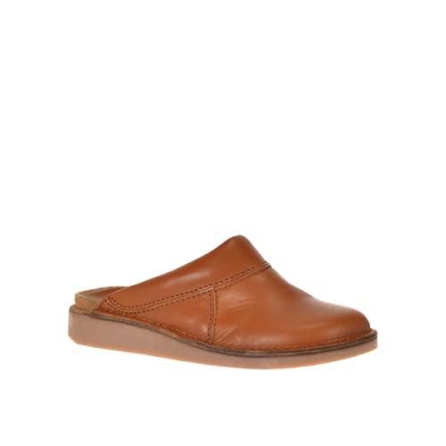 Toprock Leren Muil 6000 - Cognac - 49