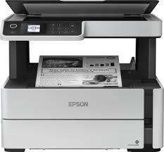 Epson M2140 EcoTank Monochrome All-in-One Duplex Ink Tank...