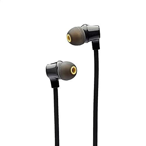 Eono by Amazon - Auriculares inalámbricos con Bluetooth, ecualizador doble y tecnología de sonido HARMAN