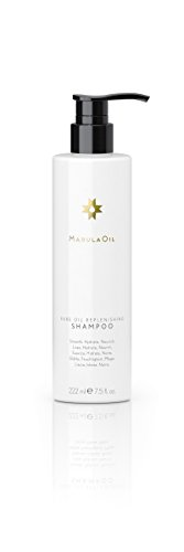 MarulaOil Rare Oil Replenishing Shampoo, 7.5 Fl Oz