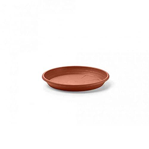 Blim Cilindro platillo de Profundidad marrón, 28cm