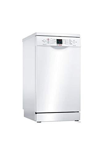 petit un compact Lave-vaisselle BoschSPS46IW01E – Lave-vaisselle 45 cm – Classe A + / 44 dB – 9 réglages -…