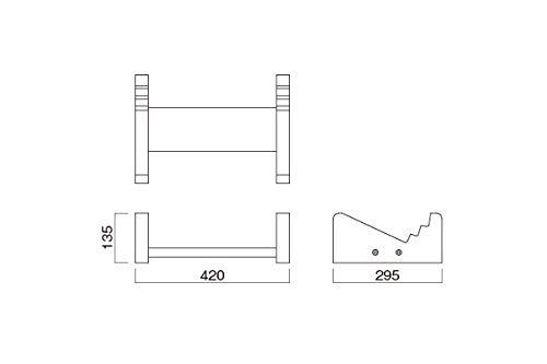 ハヤミ工産【HAMILeX】SBシリーズスピーカースタンド(センタースピーカー用)SB-910