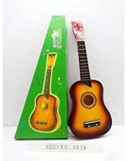Little Buddy Acoustic Small Size Portable Wooden Guitar for Children Kids Beginners