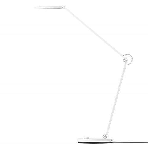 Xiaomi Mi Smart LED Desk Lamp Pro Schreibtischlampe mit iOS/Android App Anbindung (Dimmbar, Licht Kalt bis Warmweiß wählbar, 14 Watt, bis zu 700 Lumen, 2500-4800 Kelvin, Unterstützt Sprachassistenten)