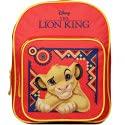 Sac à Dos Maternelle 31 cm avec Poche Disney Le Roi Lion Rouge Bagtrotter