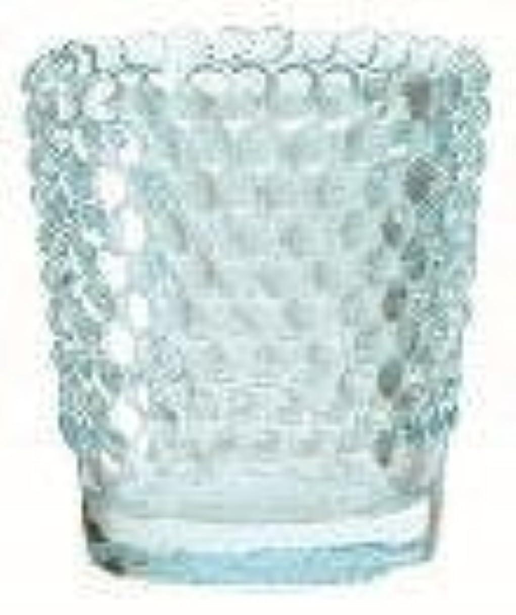交通渋滞比べる育成カメヤマキャンドル(kameyama candle) ホビネルグラス 「 サファイア 」6個セット