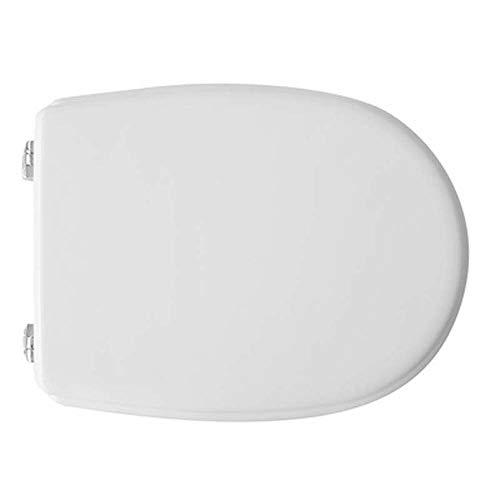 Copriwater Coprivaso Tavoletta SEDILE WC PER CESAME VASO ARETUSA Bianco 900