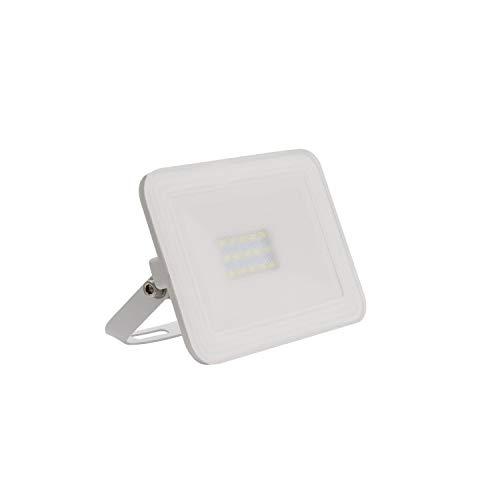 Foco Proyector LED Slim Cristal 10W Blanco Blanco Neutro 4000K - 4500K