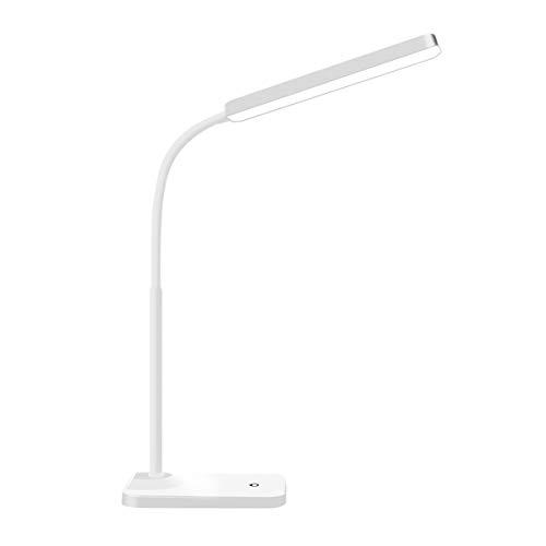 LED bureaulamp, USB dimbare hoofdbord leeslamp woonhuis kinderkamer studie bureaulamp huishouden kantoor cafe verlichting 4W