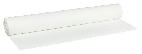 A.S. Création Malervlies Makulaturvlies Vliesfaser Renoviervlies - weiß - überstreichbar - rissüberbrückend - Großrolle 25,00 m Länge x 0,75 m Breite - 120 g/m²