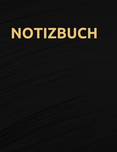 Notizbuch: Notizbuch bestehend aus 110 Seiten zum Organisieren von Ideen   Perfekt als Notizbuch   Bullet Journal , Ideenbuch.