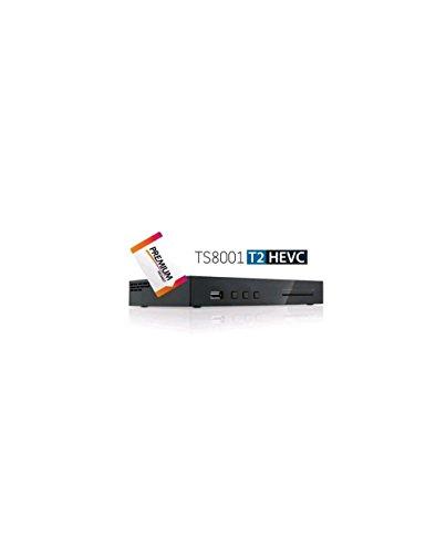 DECODER DVB-T2 HEVC
