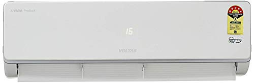 Voltas 1.5 Ton 5 Star Inverter Split AC (Copper, SAC_185V_ADS, White)