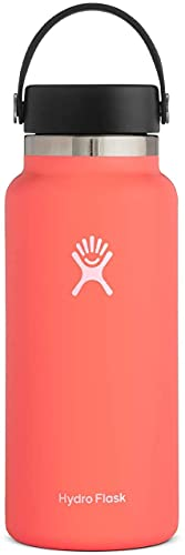 Hydro Flask - Water Bottle 946 ml (32 oz) - Vacuum Insulated Stainless...