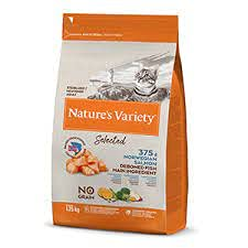 Nature's Variety cat original1,25 kg (Salmón esterilizado)