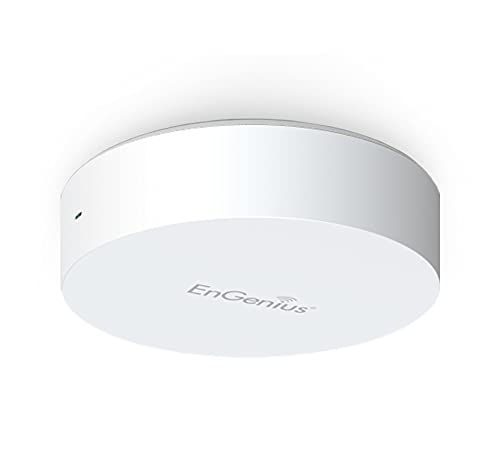 EnGenius Technologies EAP1250 Wi-Fi 5 2x2 Managed Indoor Wireless Access Point Features Repeater & Mesh Modes, MU-MIMO, High Powered 23dBm, Gigabit Port (Mounting Kit Included)