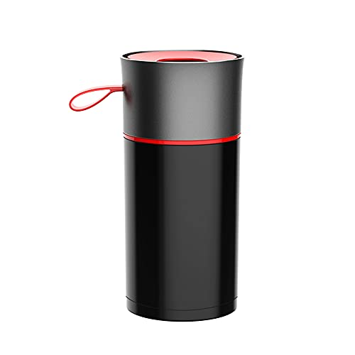 Car Tissue Box,MoreChioce Cosmetic Tissue Case Universal Napkin Holder Paper Tissue Dispenser Tissue Holder Storage Box with Lid for Car Office Living Room,Black Red