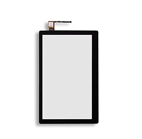 10.1'para Lenovo Tab E10 E 10 TB-X104F TB-X104N TB-X104L TB-X104 Digitalizador de Pantalla táctil (Color : Black)