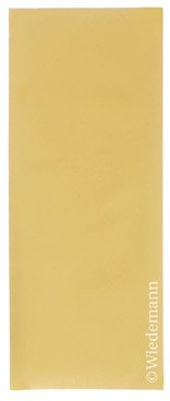 Berschriftungsfolie Gold (zur Kerzenverzierung) 25 Stück Folien