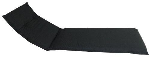 Beo P112 Barinas LI Coussin avec Bordure pour Chaise Longue à roulettes 59 x 193 cm Épaisseur 5 cm