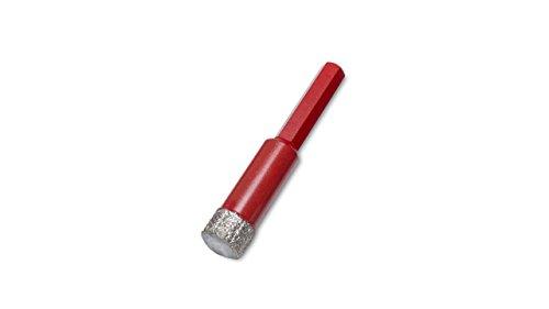 Rubi 5905 Broca, Rojo, 8 mm