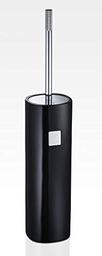 Joop! Crystal Line freistehende WC-Bürstengarnitur Farbe Anthrazit