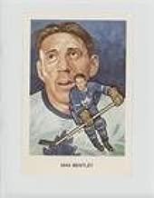 Max Bentley (Hockey Card) 1983 Hockey Hall of Fame Postcards - [Base] #C2