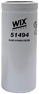 WIX Filters - 51494 Heavy Duty Spin-On Hydraulic Filter, Pack of 1