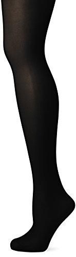 Fiore Damen Feinstrumpfhose Strumpfhose, 40 DEN, Schwarz (Schwarz 001), XX-Large (Herstellergröße:6)