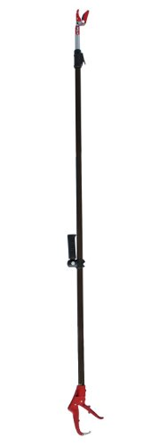 Zenport ZL625 Telescopic Long Reach Pruner with Pruning Saw, Extends 70 to 119 Inches
